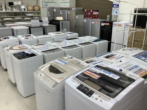 家電買取の中古洗濯機