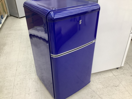 2ドア冷蔵庫の横浜DeNAベイスターズ