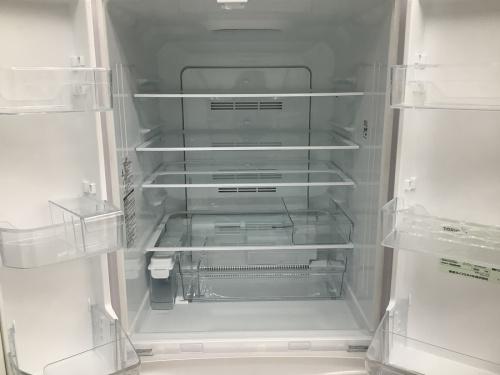 2ドア冷蔵庫の東芝
