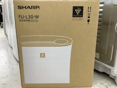 空気清浄機のSHARP