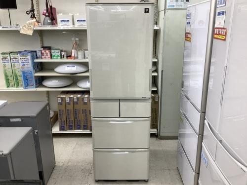 大型冷蔵庫のSHARP