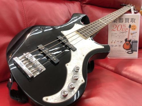 中古ギターのアンプ