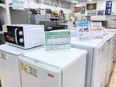 リサイクルショップの中古家電 大阪
