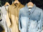 レディースファッションの秋物 服