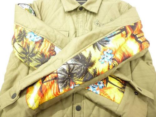 ジャケットの衣類