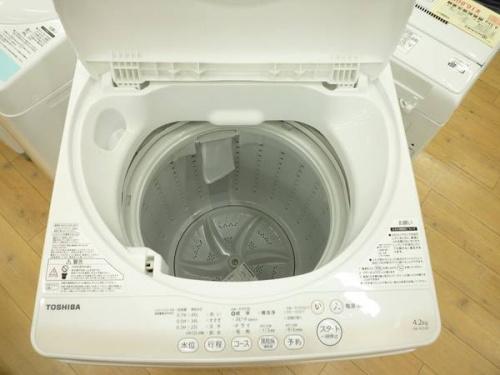 TOSHIBAの松原 洗濯機