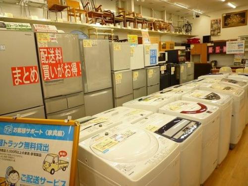 関西の松原 洗濯機