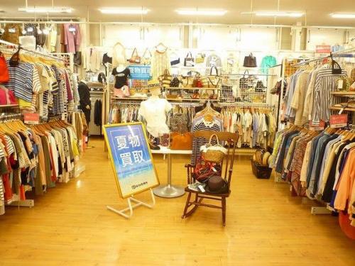 松原 衣類の関西