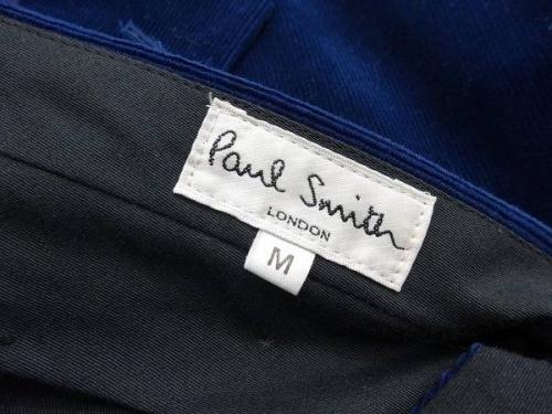メンズファッションのポールスミス