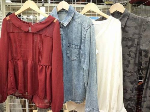 ファッションの松原店