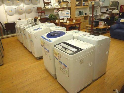 松原 家電の洗濯機