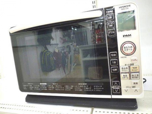 生活家電・家事家電の電子レンジ