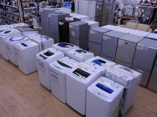 松原 家電の洗濯機 中古