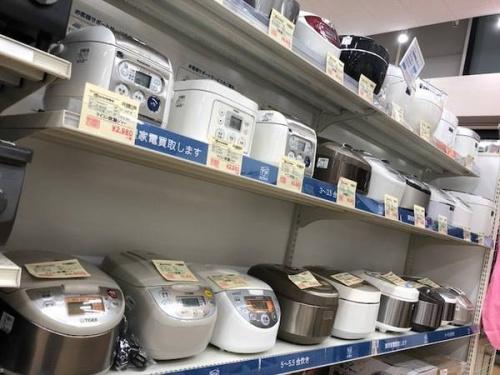 暖房器具 松原の中古家電 大阪
