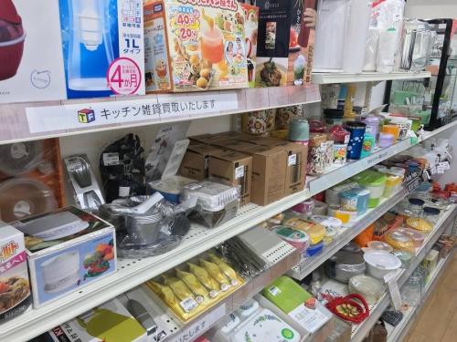 大掃除 松原の大阪 一人暮らし リサイクルショップ