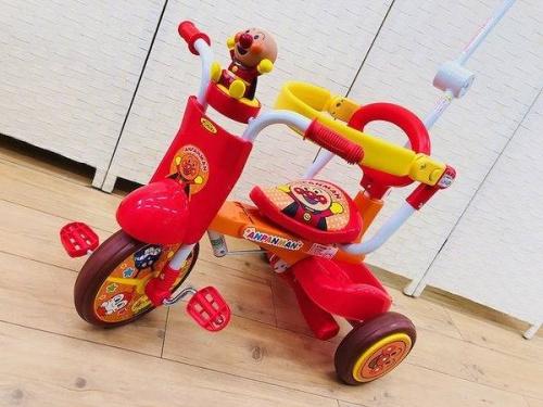 楽器・ホビー雑貨の三輪車
