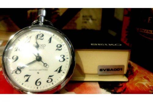 メンズファッションの腕時計 松原