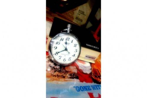 腕時計 松原のレトロ