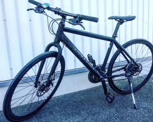 自転車のcannondele