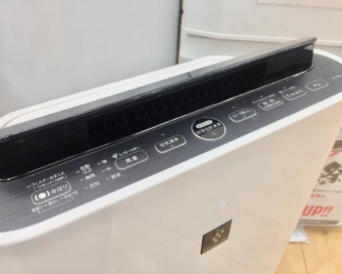 空気清浄機の未使用品