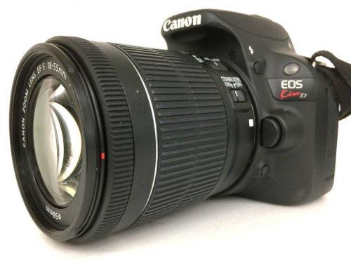 デジタル一眼レフカメラのキャノン(Canon)