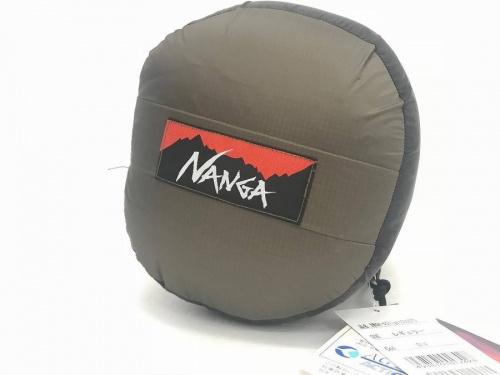 キャンプ用品のNANGA