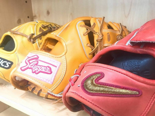 野球 買取 大阪の野球用品 大阪