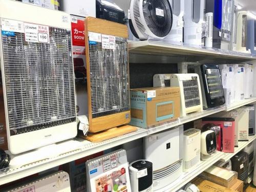 中古家電 大阪の暖房器具 大阪