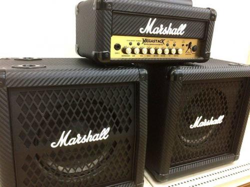 Marshallの関西