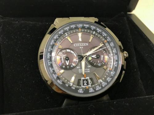 腕時計 シチズンの腕時計 買取 松原