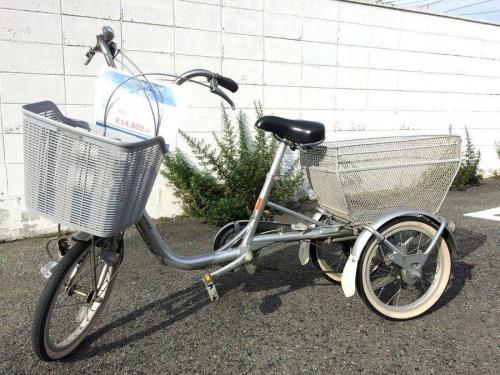 中古自転車 大阪の中古シティバイク