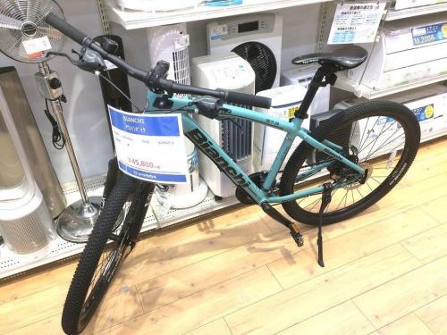 中古自転車 大阪の中古マウンテンバイク