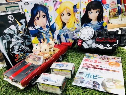 フィギュア 買取 大阪の仮面ライダー