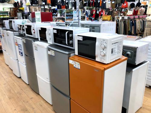 デザイン家電 大阪の冷蔵庫 洗濯機 中古 買取 大阪