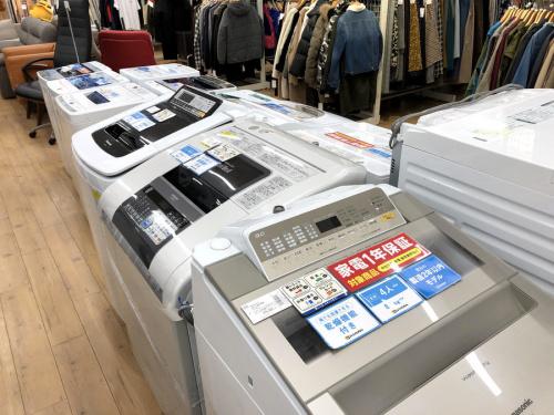 冷蔵庫 洗濯機 ハイスペック 大阪の関西