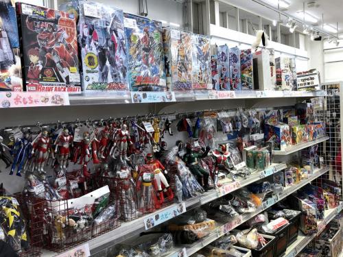 おもちゃ買取の仮面ライダー ウルトラマン 戦隊