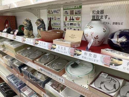 洋食器 買取 大阪の和食器 買取 大阪