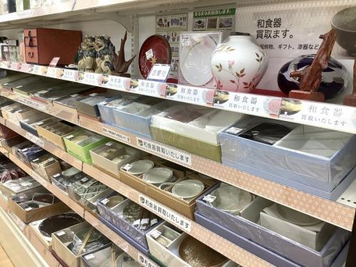 有田焼 買取 大阪の和食器 買取 松原