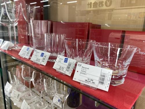 グラス 買取 松原の関西