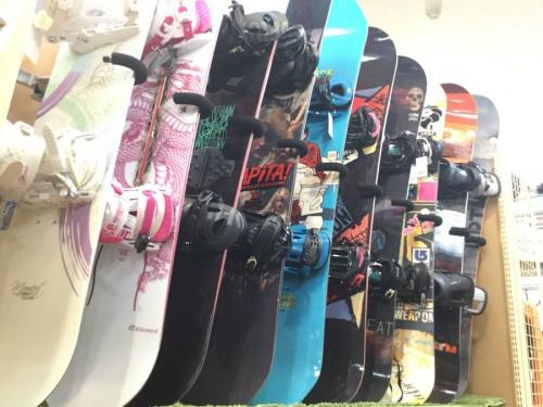 シーズンスポーツのスノーボード 埼玉