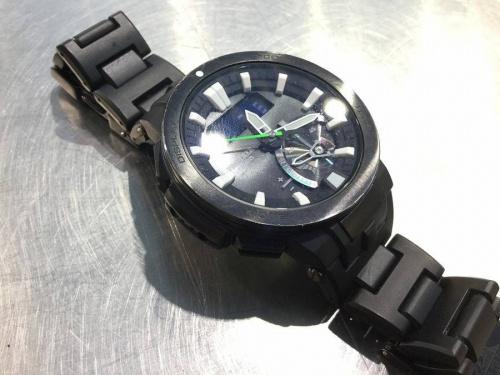 腕時計のプロトレック