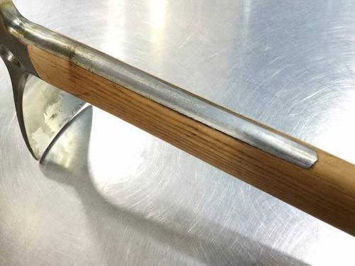 ピッケルの木製