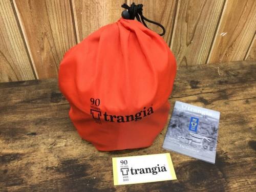 トランギアのtrangia