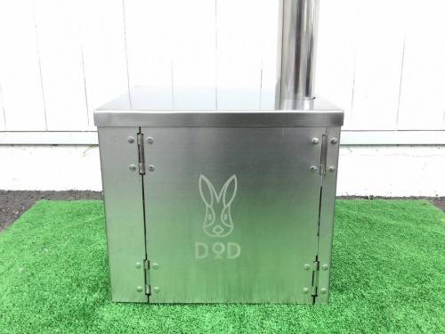 キャンプ用品のDOD