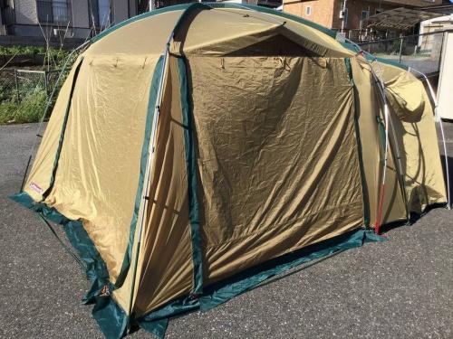 テントのColeman コールマン