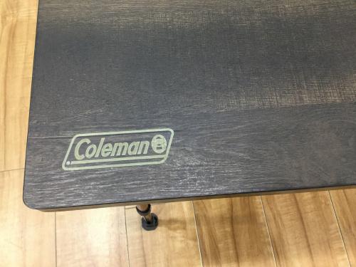 コールマンのコンフォートマスターバタフライテーブル