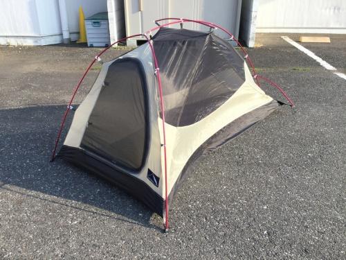 tentmark DESIGNSのテント