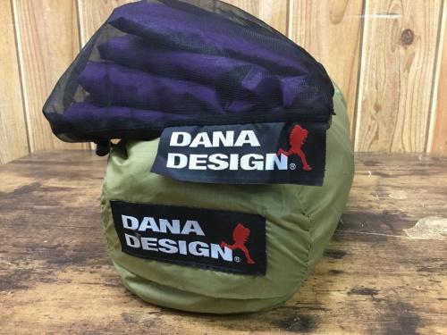 キャンプ用品のDANA DESIGN