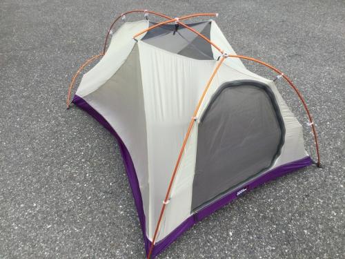DANA DESIGNのテント