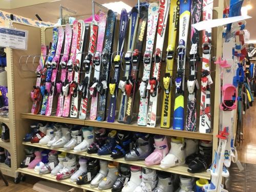 スノーボードの中古 スキー用品